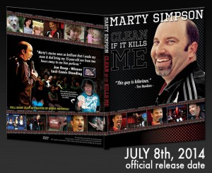 Marty Simpson's New DVD Coming This July