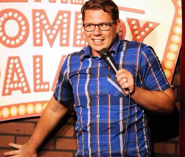 "Dustin Nickerson Wins ""Best Comic in San Diego!"""
